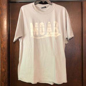 MOAB men's t-shirt
